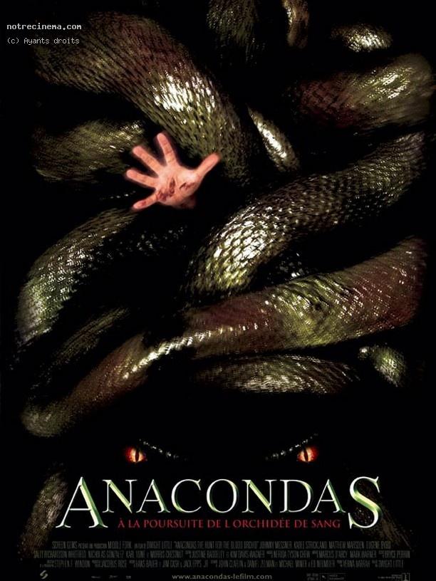 La phrase anaconda