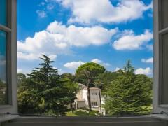 Le parc <i>Académie française</i>